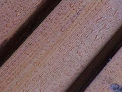 Террасная доска из термообработаного ясеня