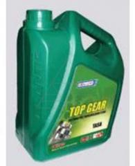 Масло трансмиссионное Atlantic Top Gear Oil 75W-90 GL-4 1л