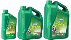 Масло трансмиссионное Atlantic Top Gear Oil 75W-90 GL-4 20л