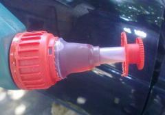 Охлаждающая жидкость Atlantic Radiator Coolant -37 C Red 1л