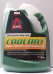 Охлаждающая жидкость Atlantic Radiator Coolant -37 C Green 5л