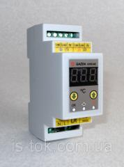 TEMPERATURE REGULATOR OF GAZDA G105-KZ