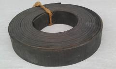 Tape brake EM-1 of 10х100 GOST 15960-79