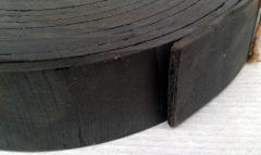 Tape brake EM-1 of 10х120 GOST 15960-79