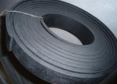 Tape brake EM-1 of 8х120 GOST 15960-79