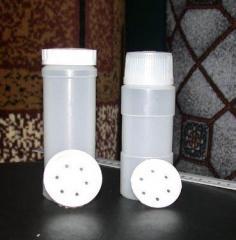 Bank plastic under powder children's,