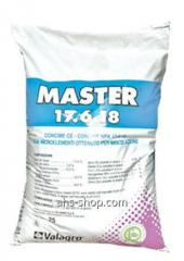 Mineral water-soluble Master fertilizer...