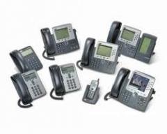 IP телефоны,голосовые IP шлюзы,оборудование для
