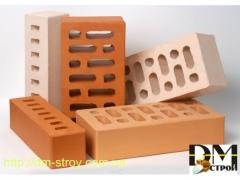 Brick facing brick of SBK