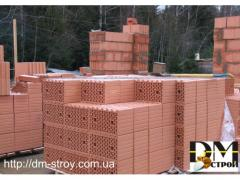 Brick double SBK-Ozera Keramkomfort 2NF of 138*120*250 mm
