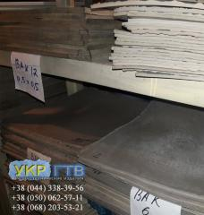 Вакуумна техпластина 1-5мм