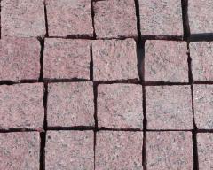 Плитки лицювальні гранітні (плитка)