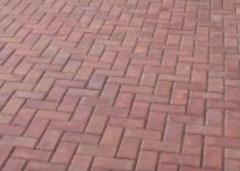 Тротуарная плитка фигурная