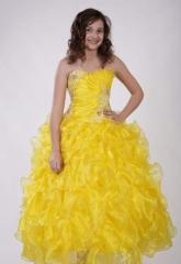 Final dresses, Simferopol