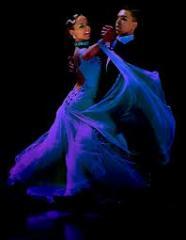 Clothes for ballroom dances