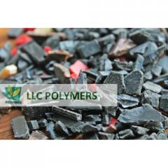 Shredded polypropylene