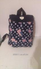 """Backpack of """"EURO"""