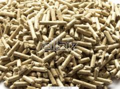 Granules fuel