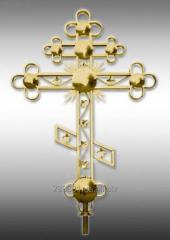 Cross on kupolny