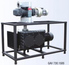 Vacuum GAV system