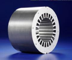 Statorny rotor package