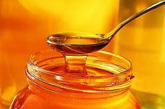 """Honey. Homogenizált tétel mézet a Társaság """"BPM -"""