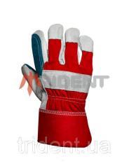 Комбинированные рабочие перчатки