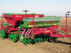 Seeders for the BETA fertilizers