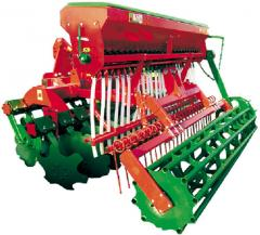 Seeders for the ALFA fertilizers