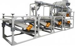 Оборудование для отделения ядра подсолнечника
