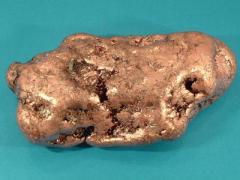 Бронза - гранула. Медный сплав, содержание меди не