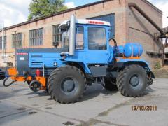 KRT-1 locomobile