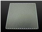 Filters penokeramichesky for aluminum alloys