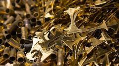 Scrap, waste of brass we realize