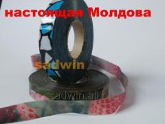 Лента для подвязки винограда Молдова, толщина 135