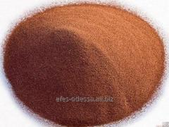 Copper dendritny PMU 2 we realize powder