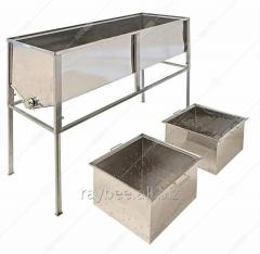Стол для распечатывания рамок с Двумя корзинами