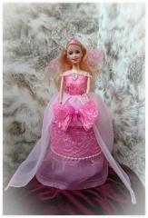 "Doll - a casket ""Princess"""