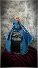 Doll - a casket