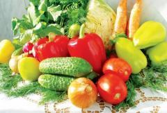 Vegetables, fruit, purchase, sale, Ukraine