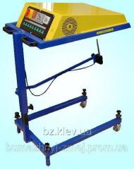 Intermediate drying of Schulze Flash 4050