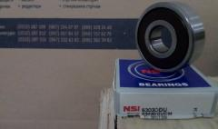 Подшипник 6303 DDU,  NSK
