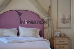 Кровать Gouashe  Лаванда. Bed Gouashe Lavender