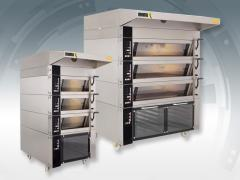 Модульная многоярусная печь NOVA 120