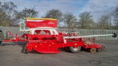 Seeder of Pottinger Terrasem C8 Artis Plus