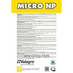 Micro NP fertilizer for top dressing of frui