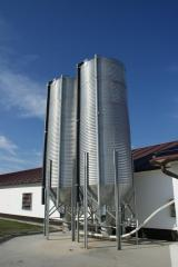 Бункеры для хранения кормов