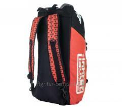 Sports Fighter bag backpack (polyester / nylon)