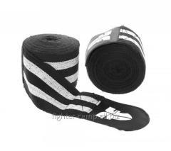 Boxing Fighter BAND F WHITE bandage (polikotton)