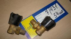 Клапан радиаторный угловой